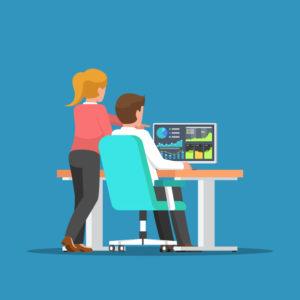 Customer support team analytics